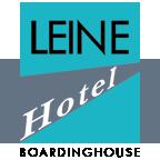 Leine-Hotel Boardinghouse in Göttingen Logo